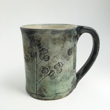8) Katy Kestler Early Meadow Rue Mug